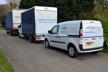 Poppleton Logistics